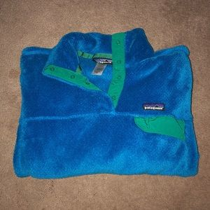 Patagonia pullover, size M.